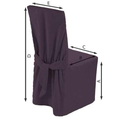 Stuhlhusse 161-67 violett Kollektion Living