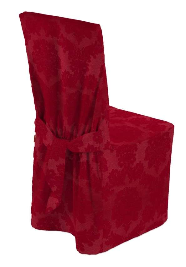 Standard And Made To Measure Chair Cover In Collection Damasco Fabric 613 13