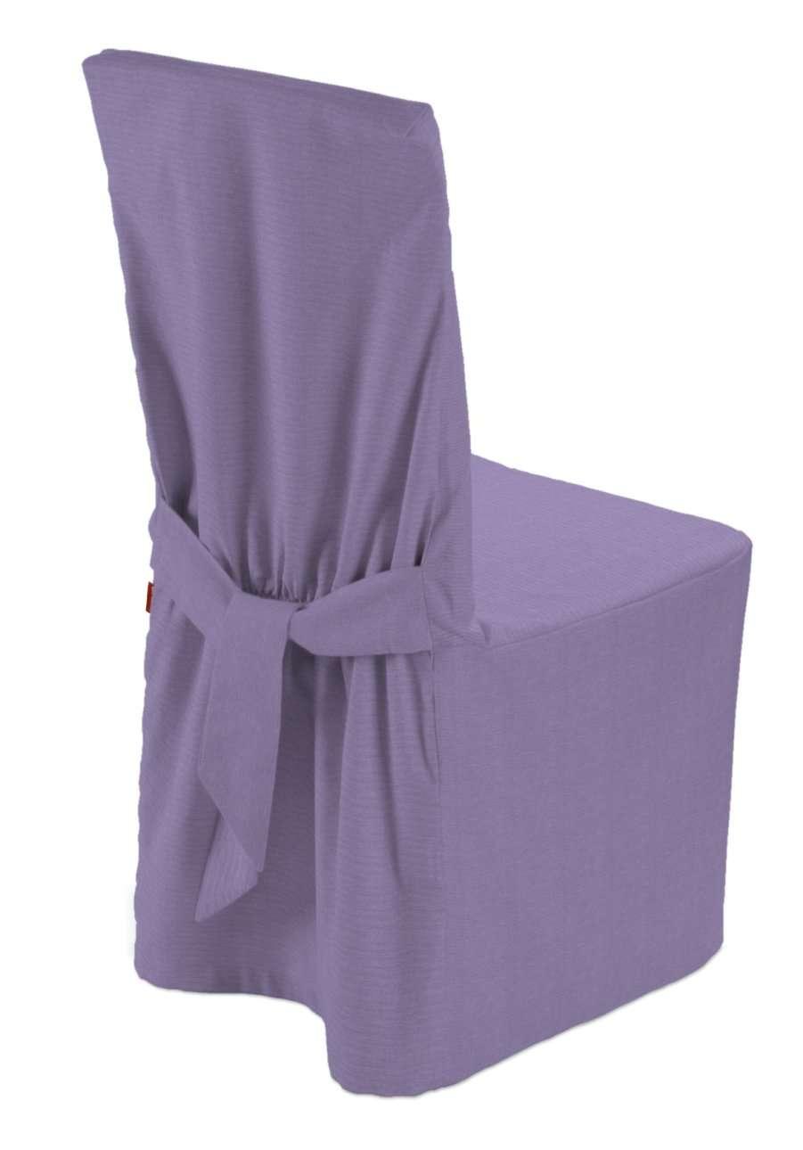 Sukienka na krzesło 45x94 cm w kolekcji Jupiter, tkanina: 127-74