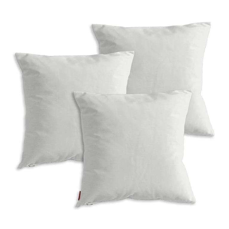 Pagalvėlių užvalkalų rinkiniai 3 vnt cotton panama 02 43 × 43 cm