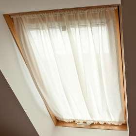 Závěs na střešní okno