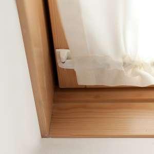 Závěs na střešní okno 110x126+3cm volánek v kolekci Romantica, látka: 128-88