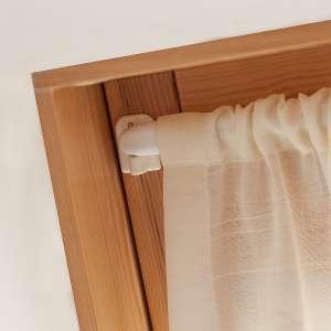 Závěs na střešní okno 110x126+3cm volánek v kolekci Romantica, látka: 128-77