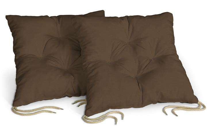 Stolsdyna 2-pack<br> Panama Cotton