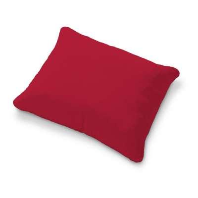 Pudebetræk Karlstad 58x48cm 702-04 Rød Kollektion Cotton Panama