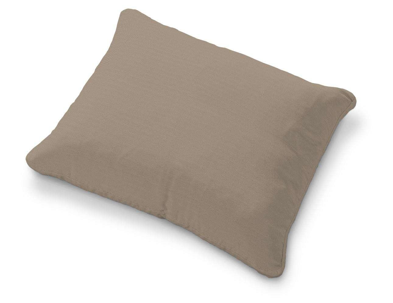 Poszewka na poduszkę Karlstad 58x48cm w kolekcji Cotton Panama, tkanina: 702-28
