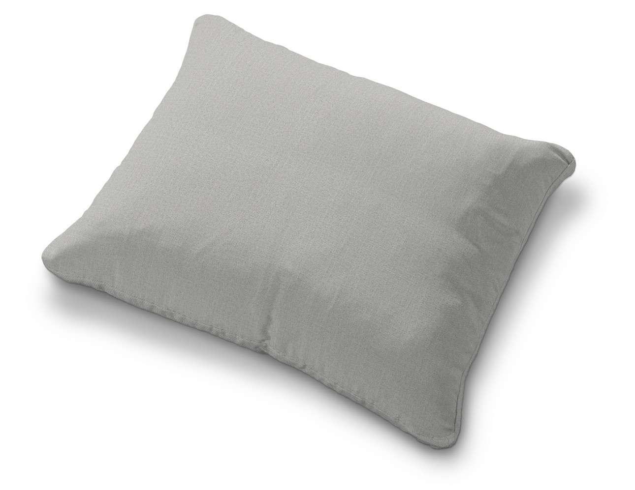 Poszewka na poduszkę Karlstad 58x48cm w kolekcji Living, tkanina: 161-18
