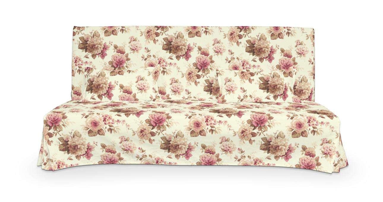 Beddinge einfacher Sofabezug lang mit zwei Kissenhüllen Beddinge von der Kollektion Mirella, Stoff: 141-06