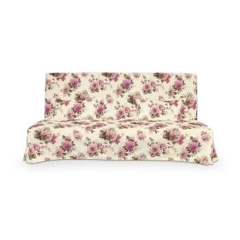 Beddinge einfacher Sofabezug lang mit zwei Kissenhüllen Beddinge von der Kollektion Mirella, Stoff: 141-07