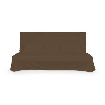 Bezug für Beddinge Sofa, lang mit zwei Kissenhüllen von der Kollektion Cotton Panama, Stoff: 702-02