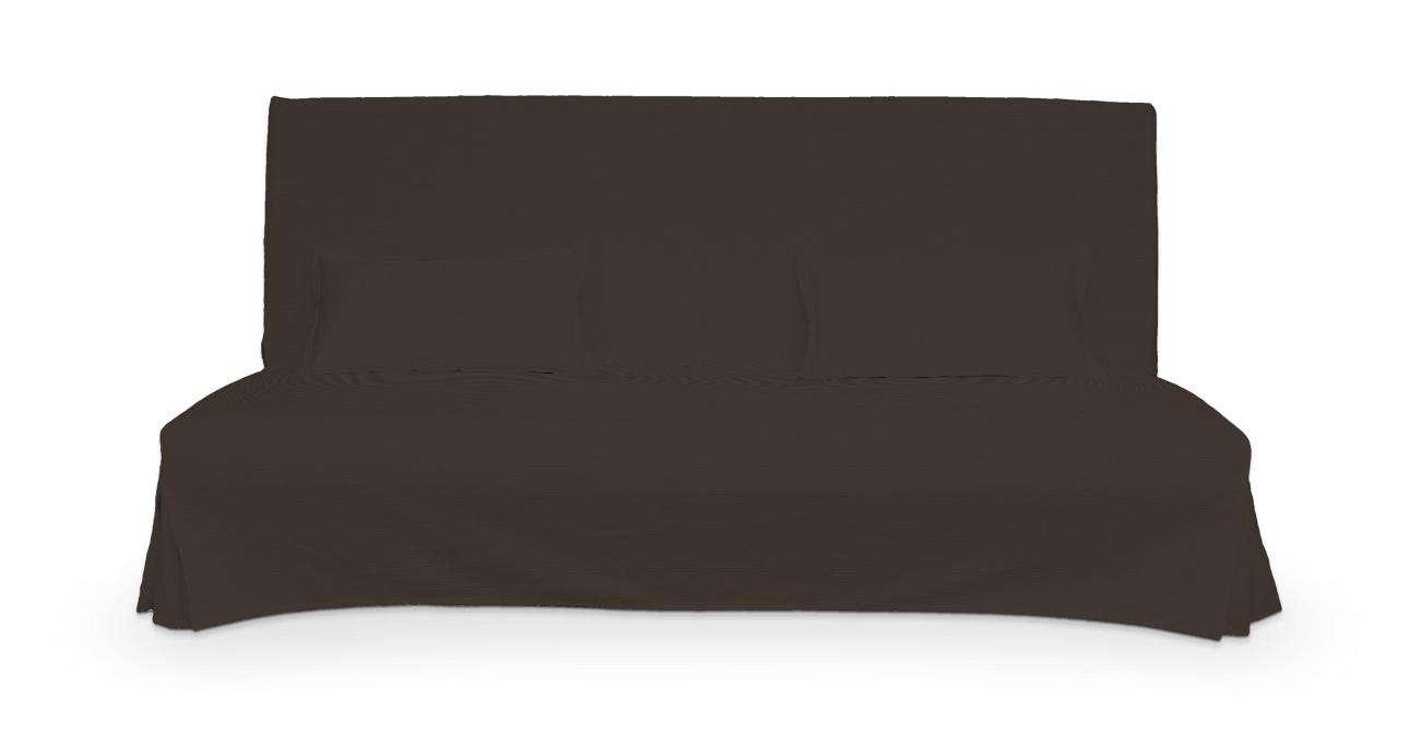 Pokrowiec niepikowany na sofę Beddinge i 2 poszewki sofa Beddinge w kolekcji Cotton Panama, tkanina: 702-03