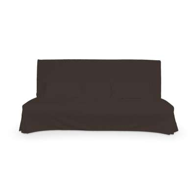 Bezug für Beddinge Sofa, lang mit zwei Kissenhüllen von der Kollektion Cotton Panama, Stoff: 702-03