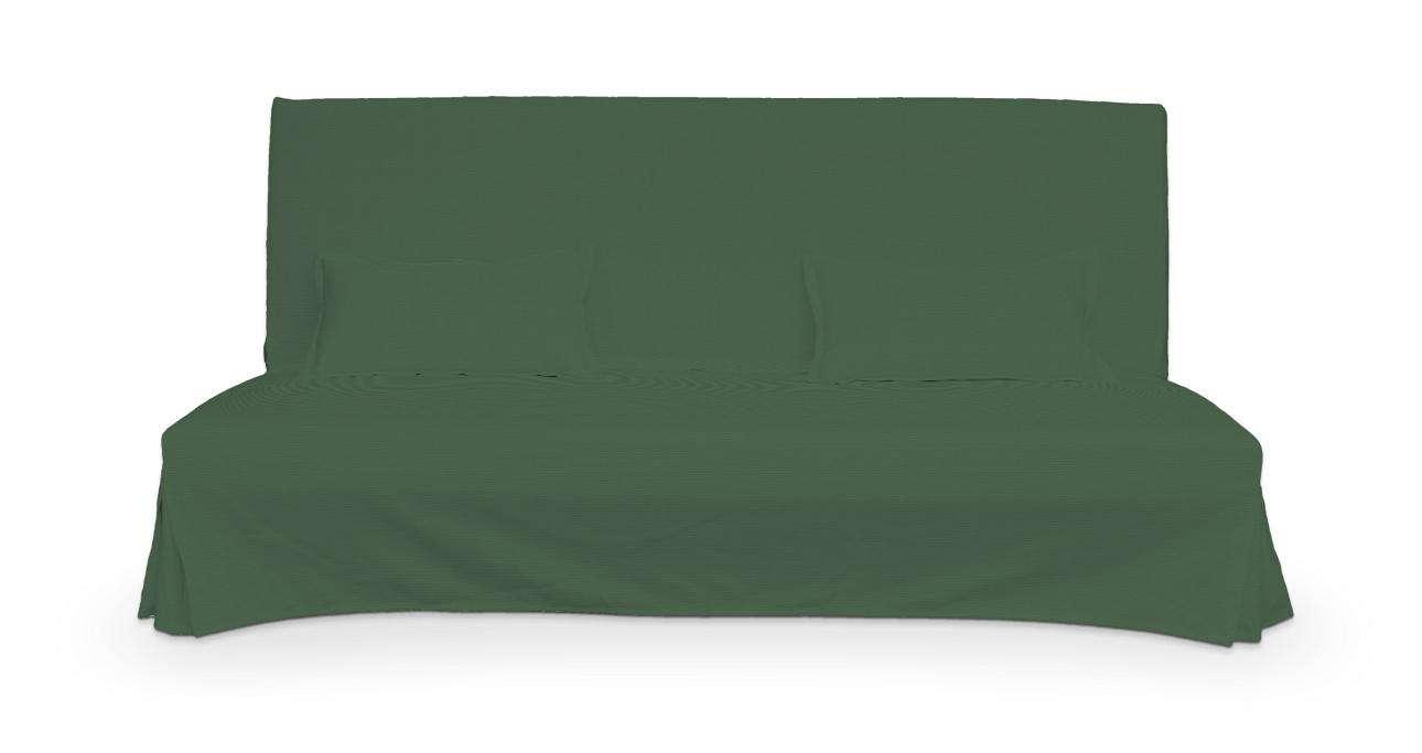 Pokrowiec niepikowany na sofę Beddinge i 2 poszewki w kolekcji Cotton Panama, tkanina: 702-06