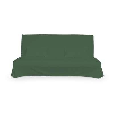 Bezug für Beddinge Sofa, lang mit zwei Kissenhüllen von der Kollektion Cotton Panama, Stoff: 702-06