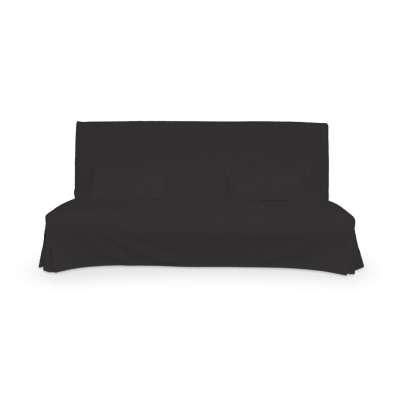 Beddinge einfacher Sofabezug lang mit zwei Kissenhüllen von der Kollektion Cotton Panama, Stoff: 702-08