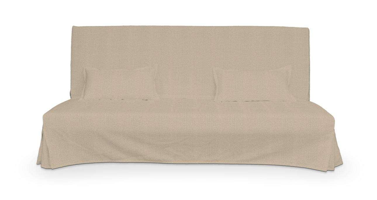Beddinge einfacher Sofabezug lang mit zwei Kissenhüllen Beddinge von der Kollektion Edinburgh , Stoff: 115-78