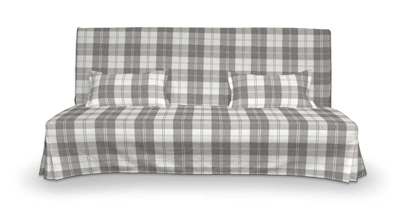Pokrowiec niepikowany na sofę Beddinge i 2 poszewki sofa Beddinge w kolekcji Edinburgh, tkanina: 115-79
