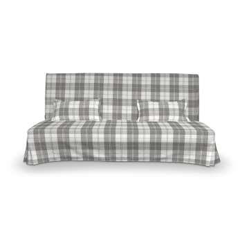 Beddinge einfacher Sofabezug lang mit zwei Kissenhüllen von der Kollektion Edinburgh , Stoff: 115-79