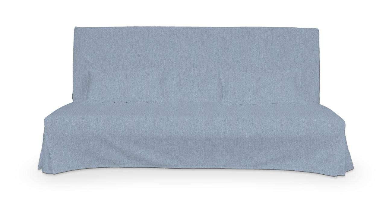 Beddinge einfacher Sofabezug lang mit zwei Kissenhüllen Beddinge von der Kollektion Chenille , Stoff: 702-13