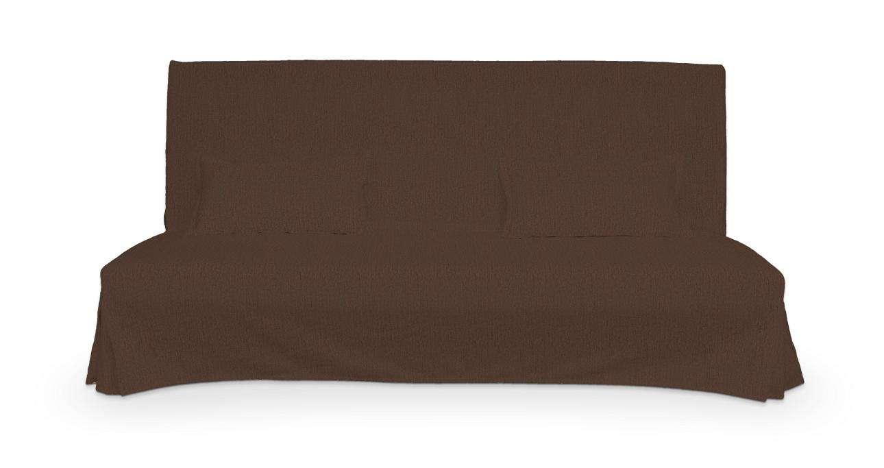 Beddinge einfacher Sofabezug lang mit zwei Kissenhüllen von der Kollektion Chenille , Stoff: 702-18