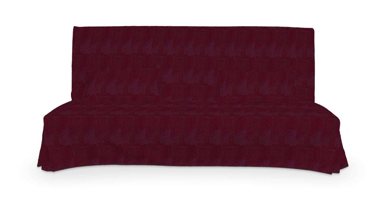 Pokrowiec niepikowany na sofę Beddinge i 2 poszewki sofa Beddinge w kolekcji Chenille, tkanina: 702-19