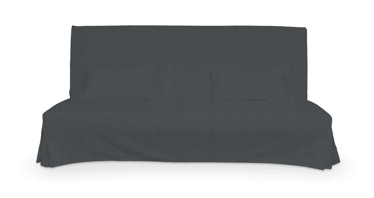 Bezug für Beddinge Sofa, lang mit zwei Kissenhüllen von der Kollektion Chenille , Stoff: 702-20