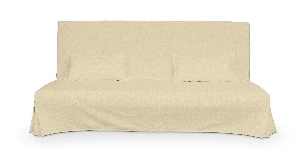 Bezug für Beddinge Sofa, lang mit zwei Kissenhüllen von der Kollektion Chenille , Stoff: 702-22