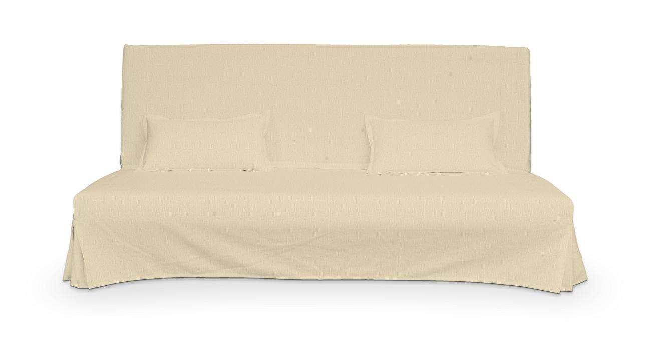 Pokrowiec niepikowany na sofę Beddinge i 2 poszewki sofa Beddinge w kolekcji Chenille, tkanina: 702-22