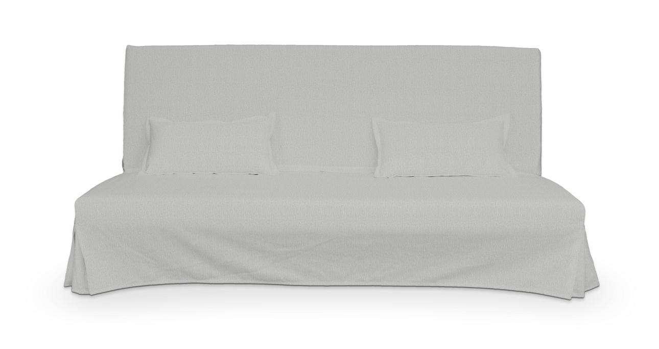 Bezug für Beddinge Sofa, lang mit zwei Kissenhüllen von der Kollektion Chenille , Stoff: 702-23