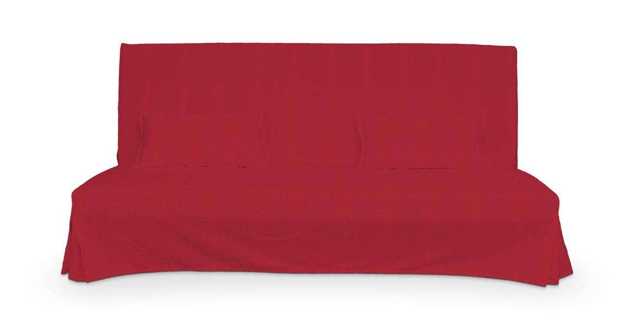 Pokrowiec niepikowany na sofę Beddinge i 2 poszewki w kolekcji Chenille, tkanina: 702-24
