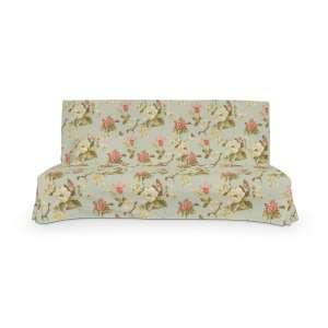 Beddinge einfacher Sofabezug lang mit zwei Kissenhüllen Beddinge von der Kollektion Londres, Stoff: 123-65