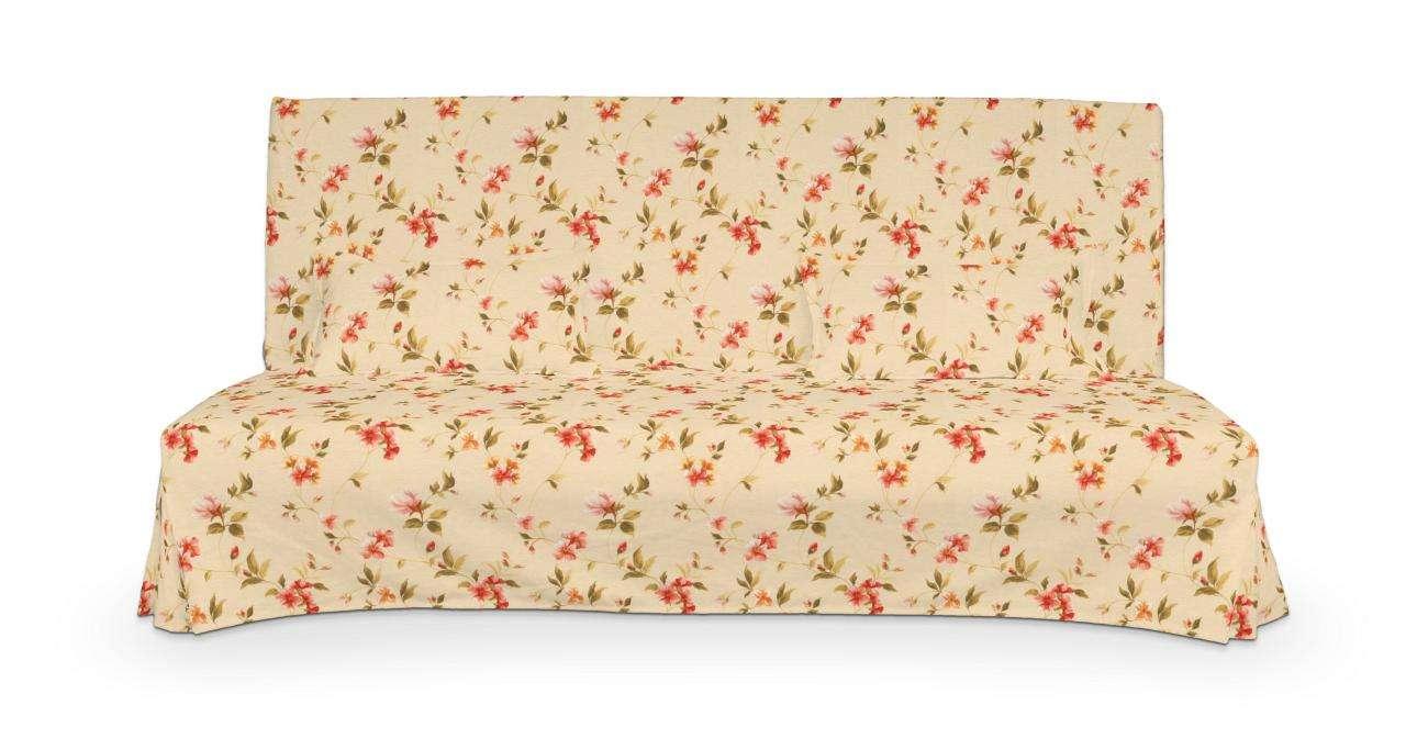 Beddinge einfacher Sofabezug lang mit zwei Kissenhüllen Beddinge von der Kollektion Londres, Stoff: 124-05
