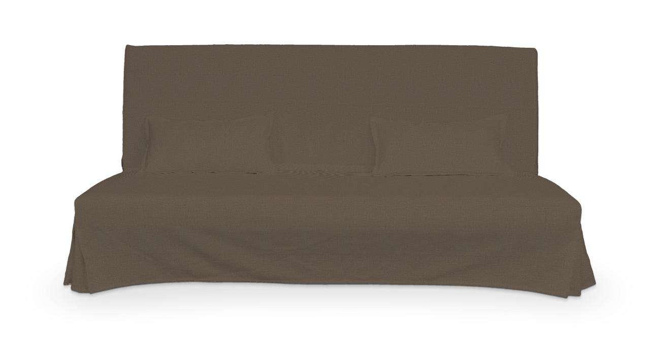 Beddinge einfacher Sofabezug lang mit zwei Kissenhüllen Beddinge von der Kollektion Etna, Stoff: 705-08