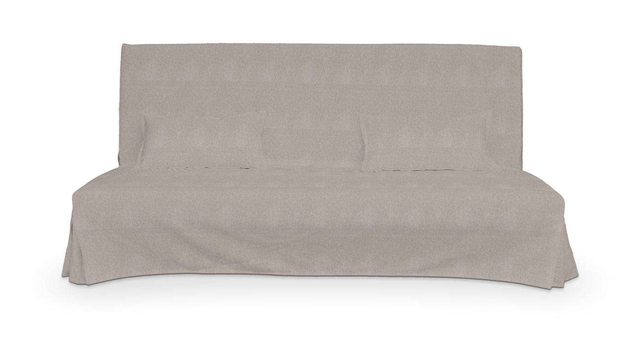 Potah na pohovku Beddinge a  2 potahy na polštáře - jednoduché bez prošití sofa Beddinge v kolekci Etna, látka: 705-09