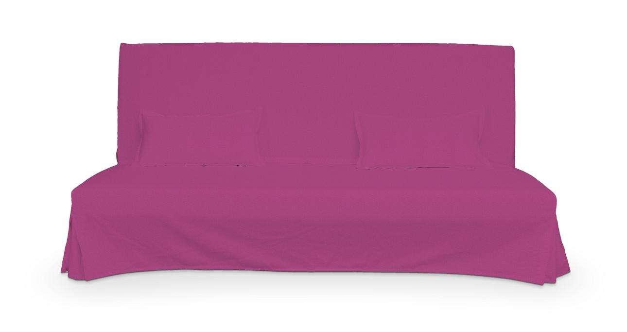 Pokrowiec niepikowany na sofę Beddinge i 2 poszewki w kolekcji Etna, tkanina: 705-23