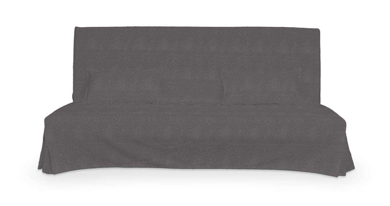 Potah na pohovku Beddinge a  2 potahy na polštáře - jednoduché bez prošití sofa Beddinge v kolekci Etna, látka: 705-35