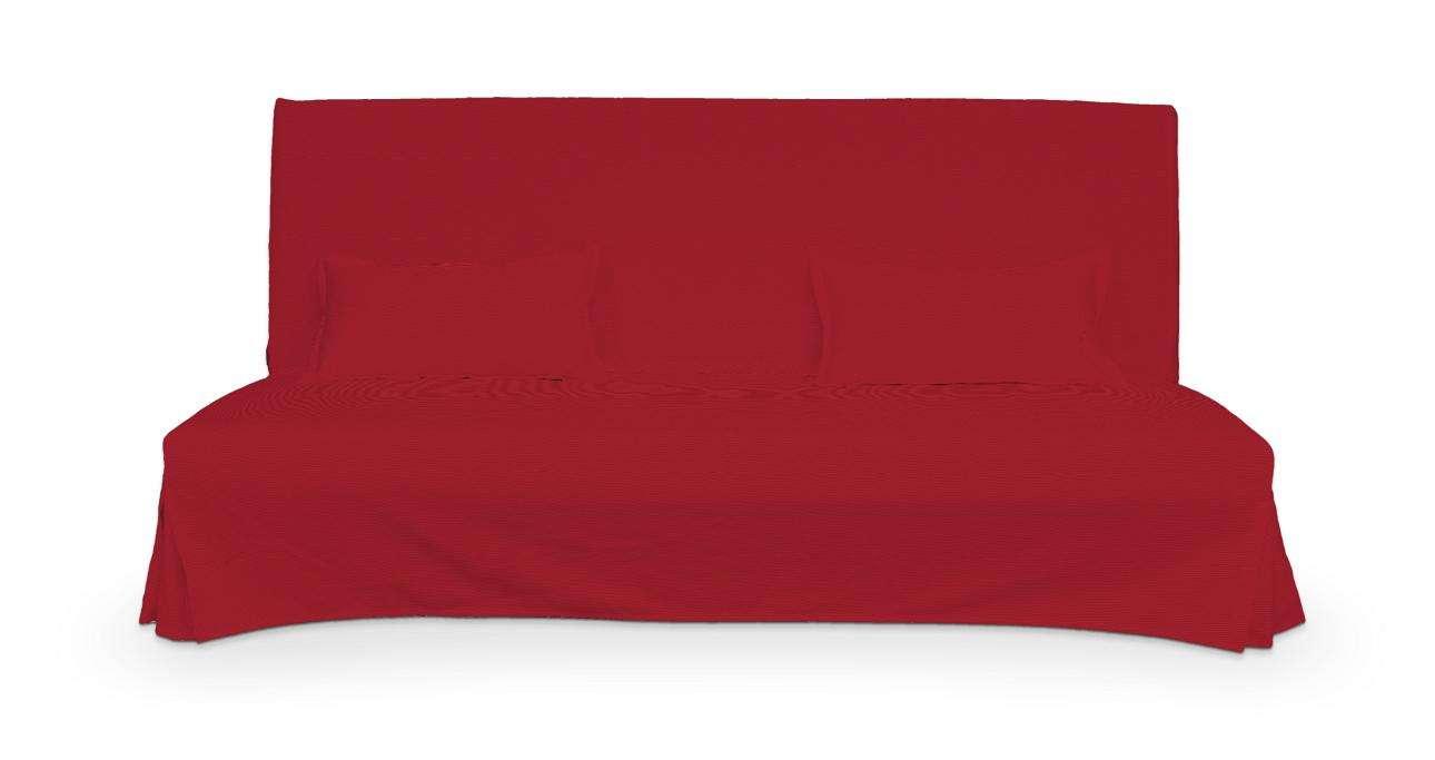 Pokrowiec niepikowany na sofę Beddinge i 2 poszewki w kolekcji Etna, tkanina: 705-60