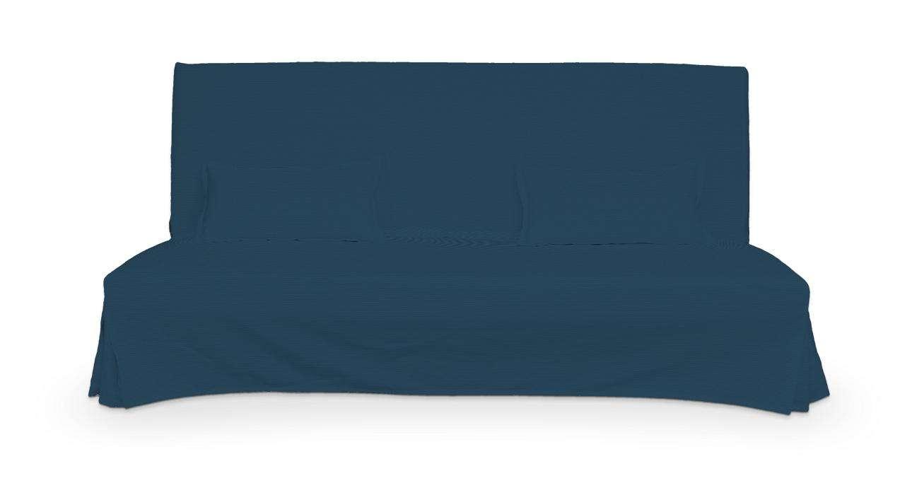 Potah na pohovku Beddinge a  2 potahy na polštáře - jednoduché bez prošití sofa Beddinge v kolekci Cotton Panama, látka: 702-30
