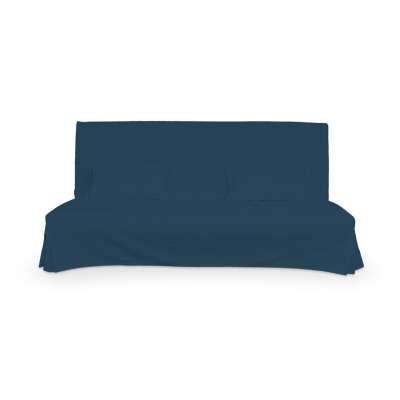 Pokrowiec niepikowany na sofę Beddinge i 2 poszewki w kolekcji Cotton Panama, tkanina: 702-30