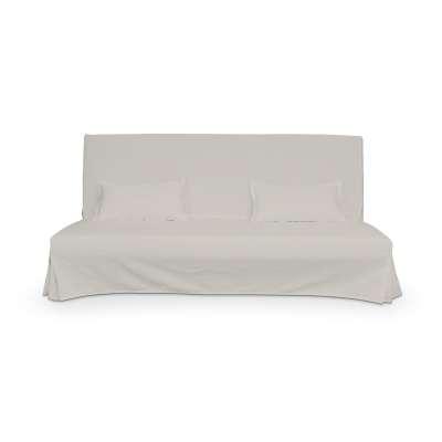 Bezug für Beddinge Sofa, lang mit zwei Kissenhüllen von der Kollektion Cotton Panama, Stoff: 702-31