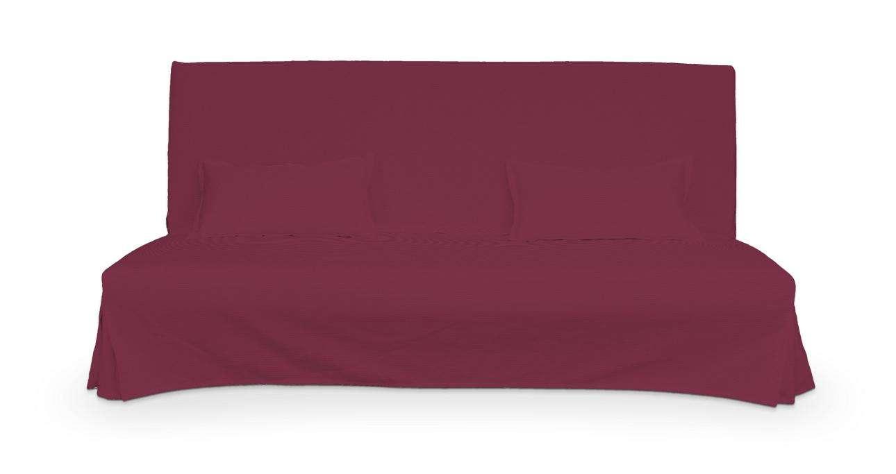 Potah na pohovku Beddinge a  2 potahy na polštáře - jednoduché bez prošití sofa Beddinge v kolekci Cotton Panama, látka: 702-32