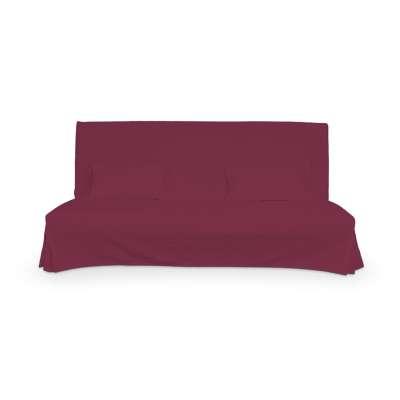 Bezug für Beddinge Sofa, lang mit zwei Kissenhüllen von der Kollektion Cotton Panama, Stoff: 702-32