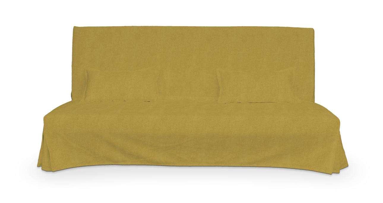 Beddinge einfacher Sofabezug lang mit zwei Kissenhüllen Beddinge von der Kollektion Etna, Stoff: 705-04