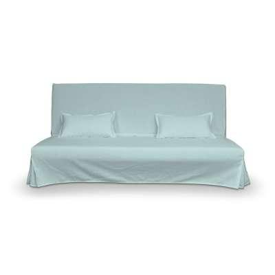 Pokrowiec niepikowany na sofę Beddinge i 2 poszewki w kolekcji Cotton Panama, tkanina: 702-10