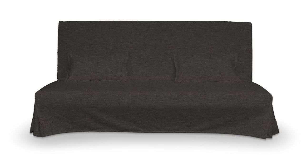 Pokrowiec niepikowany na sofę Beddinge i 2 poszewki w kolekcji Etna, tkanina: 702-36