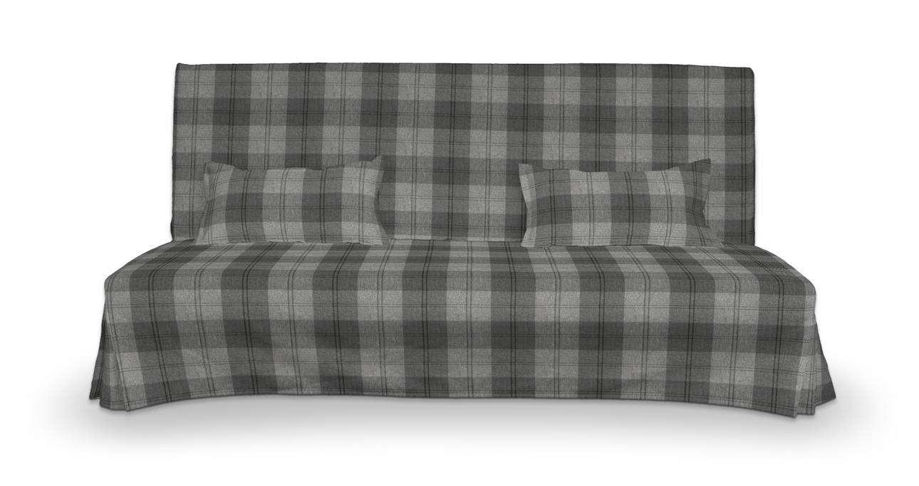 Beddinge einfacher Sofabezug lang mit zwei Kissenhüllen von der Kollektion Edinburgh , Stoff: 115-75