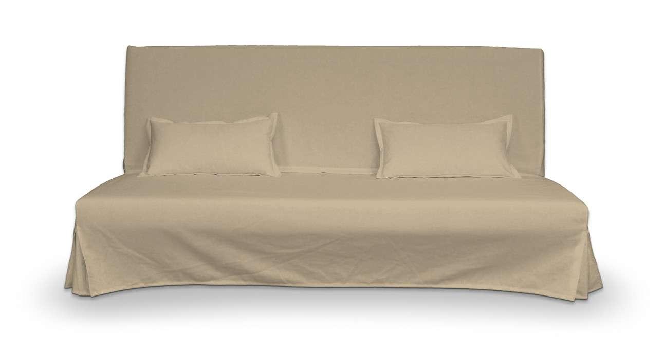 Pokrowiec niepikowany na sofę Beddinge i 2 poszewki w kolekcji Living II, tkanina: 160-82
