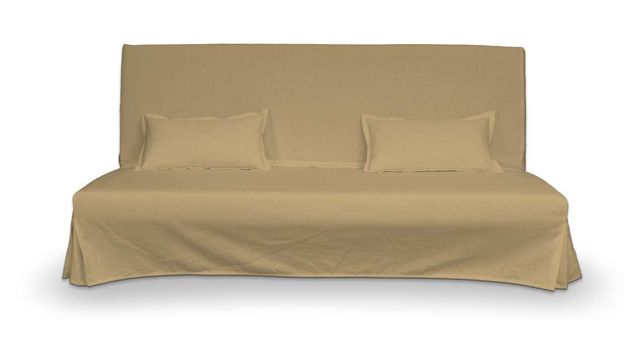Bezug für Beddinge Sofa, lang mit zwei Kissenhüllen von der Kollektion Living II, Stoff: 160-93