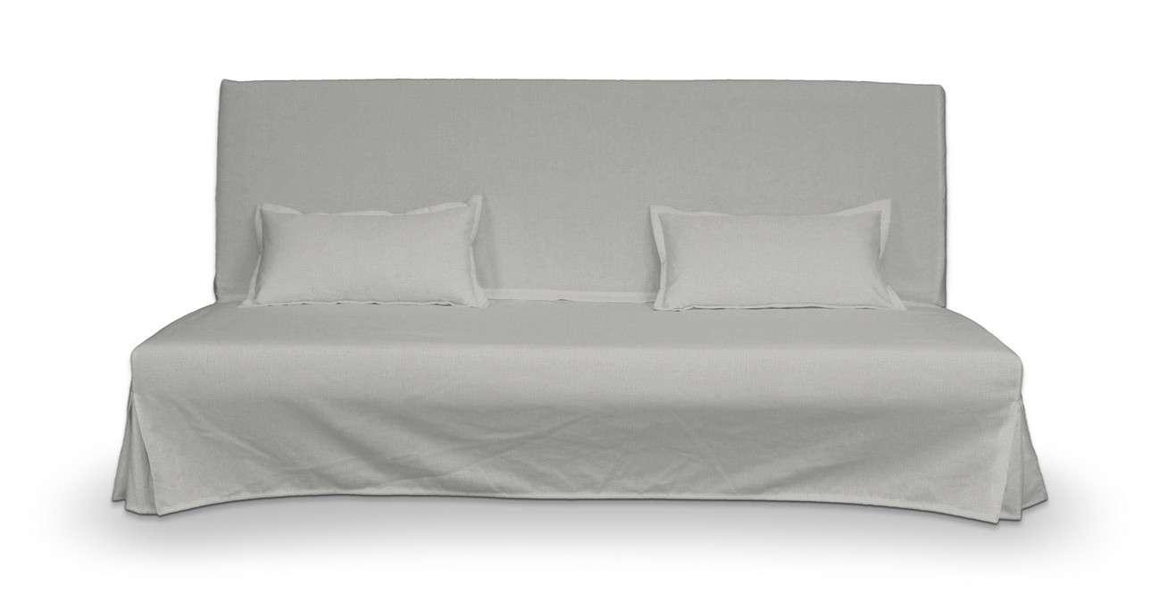 Pokrowiec niepikowany na sofę Beddinge i 2 poszewki w kolekcji Living II, tkanina: 161-18