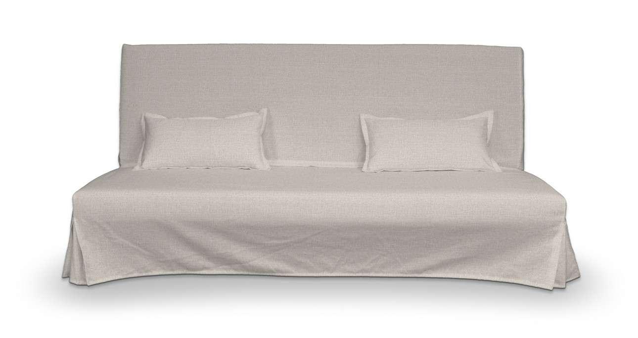 Pokrowiec niepikowany na sofę Beddinge i 2 poszewki w kolekcji Living II, tkanina: 161-00